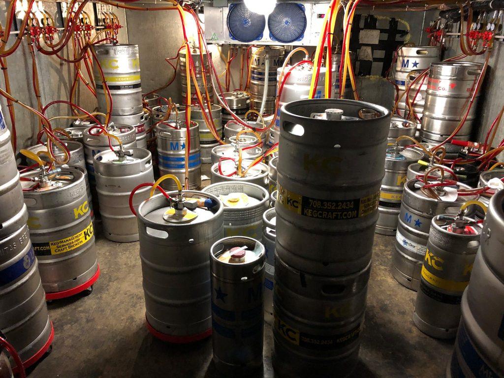 The Beloved Andersonville Bar Hopleaf Is Selling Entire Unused Kegs Of Rare Craft Beer