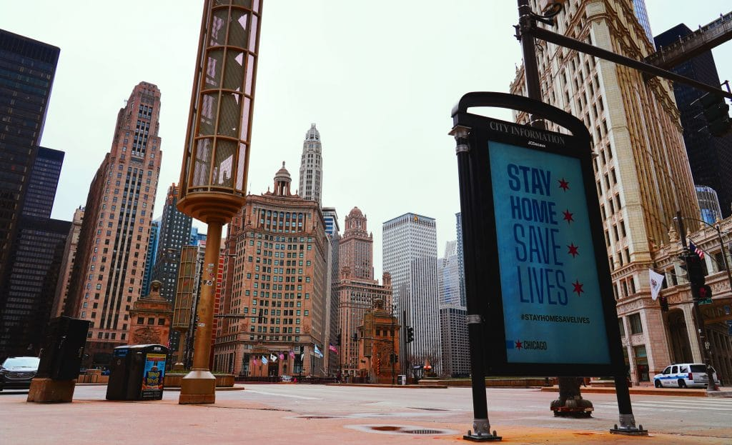 Illinois Passes 10,000 COVID Deaths As Governor JB Pritzker Hints At Further Regional And Statewide Restrictions