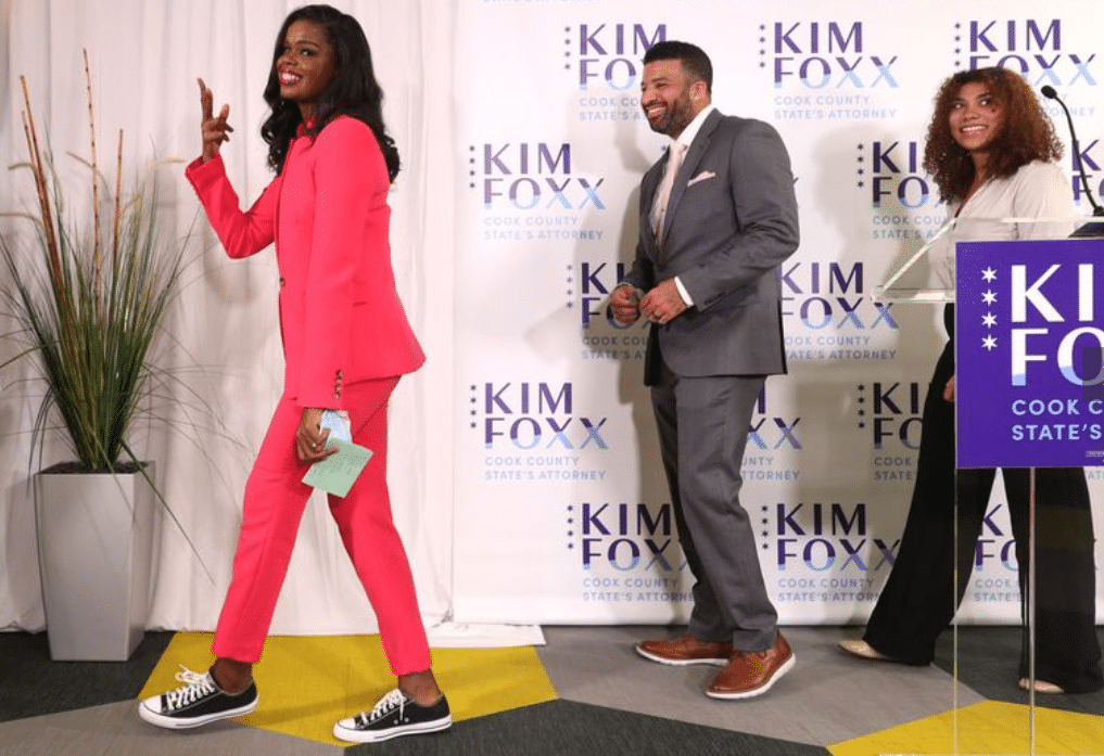 Kim Foxx Wins Cook County State's Attorney Race Defeating Republican Pat O'Brien With 53%