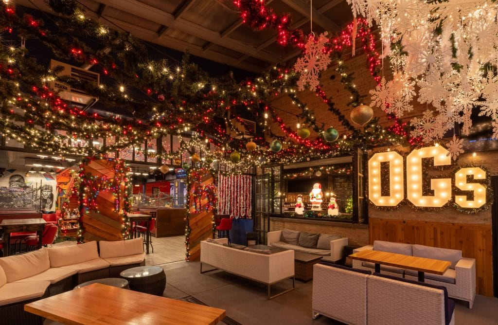 Old Grounds Social's Series Of Snow Day Pop-Ups Begin This Saturday!