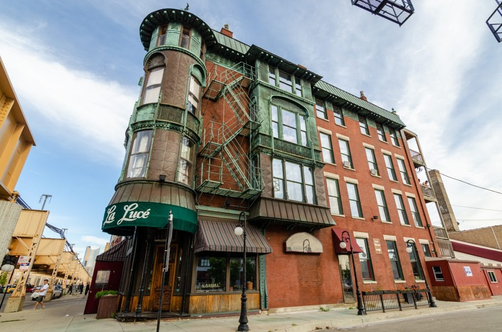 Petition Circulates To Stop The Demolition Of Chicago's Iconic 129-Year-Old Victorian Corner