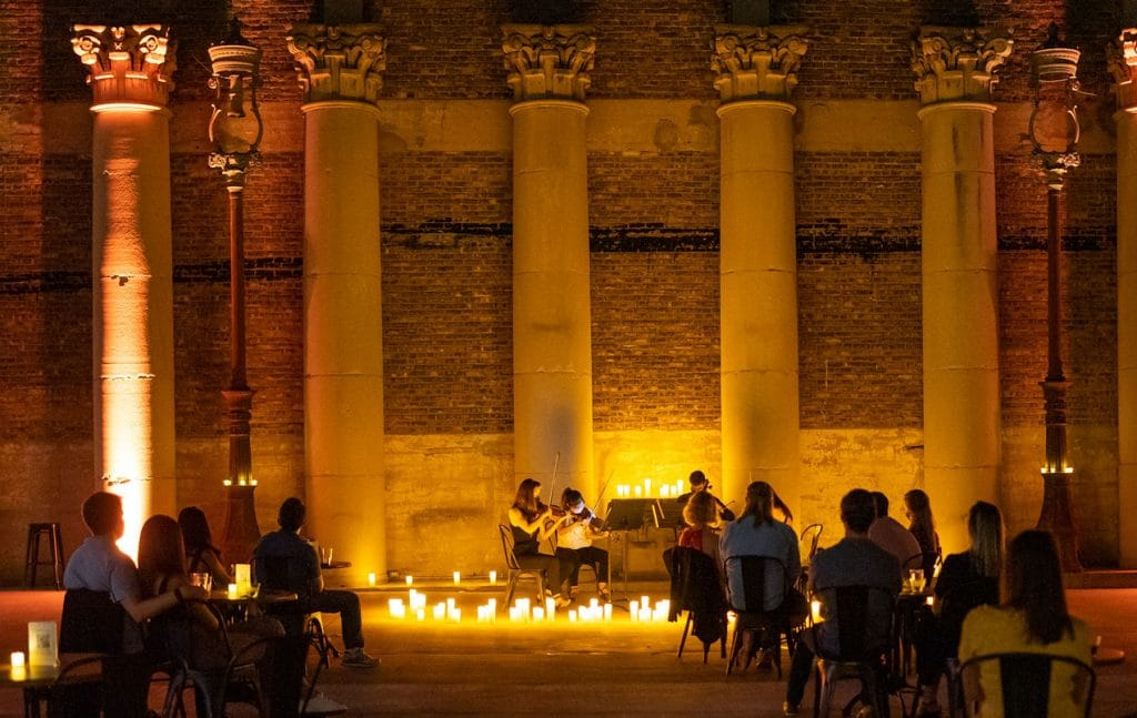 Experience Upcoming Open-Air Candlelight Concerts In Chicago's Most Serene Settings