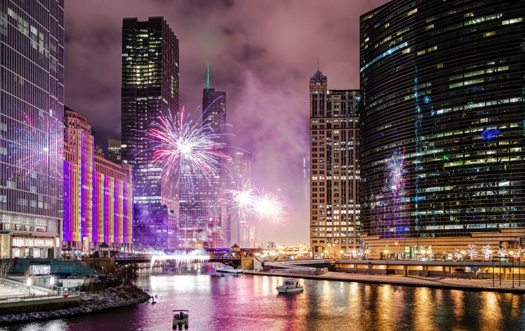 5 Awesome Activities To Ensure A Magical New Year's Eve In Chicago