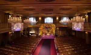 Chicago Wedding Venue: The Drake Hotel