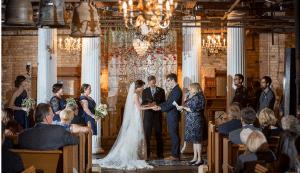Chicago Wedding Venue: Salvage One Warehouse