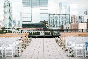 Chicago Wedding Venue: Ace Hotel Prairie Terrace
