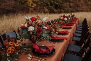 Chicago Wedding Venue: Camp Aramoni