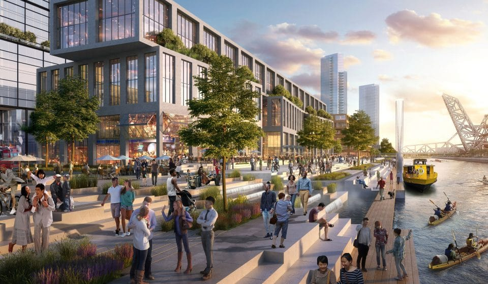 Work On South Loop's Futuristic Gateway Towers Will Begin This Year As Part Of A $7 Billion Megadevelopment Plan