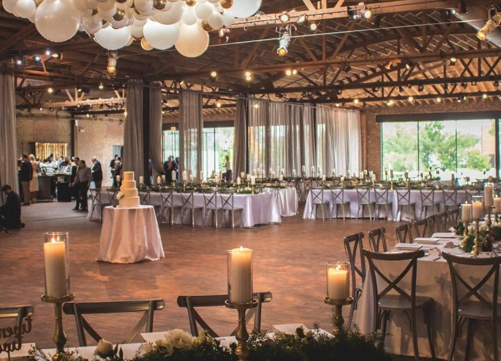10 Gorgeous Wedding Venues In And Around Chicago