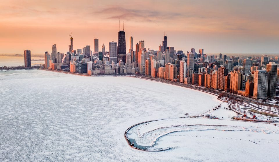 Chicago Is Set For A Snowy Weekend As National Geographic Hint At A Potential Polar Vortex