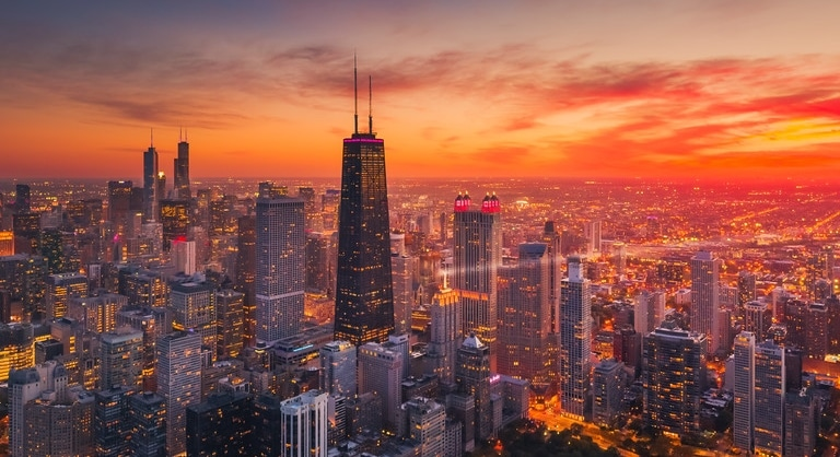 Chicago Has Been Ranked One Of The World's 'Most Instagrammable' Places