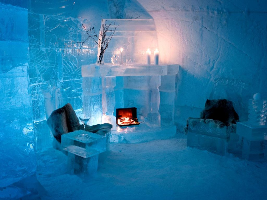 A Real-Life 400-Pound Outdoor Ice Igloo Is Coming To West Loop