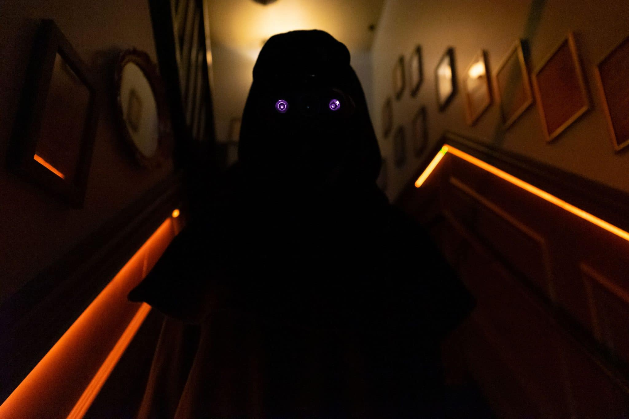 Dine In Darkness With The Secret Society At This Mysterious Multi Sensory Dinner Experience Secret Chicago