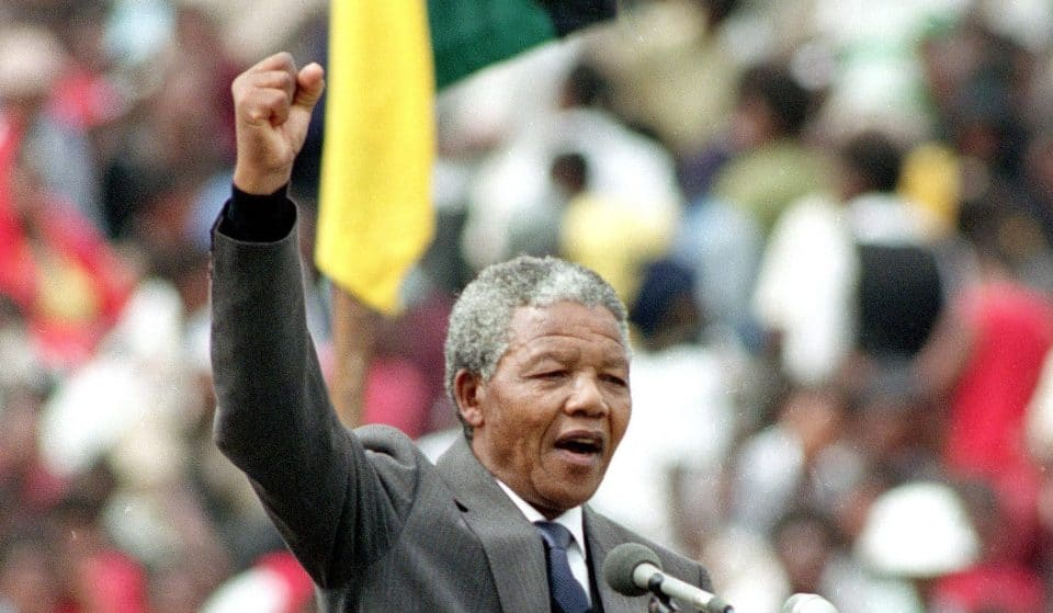 An Immersive Nelson Mandela Exhibition Is Coming To Chicago This Month
