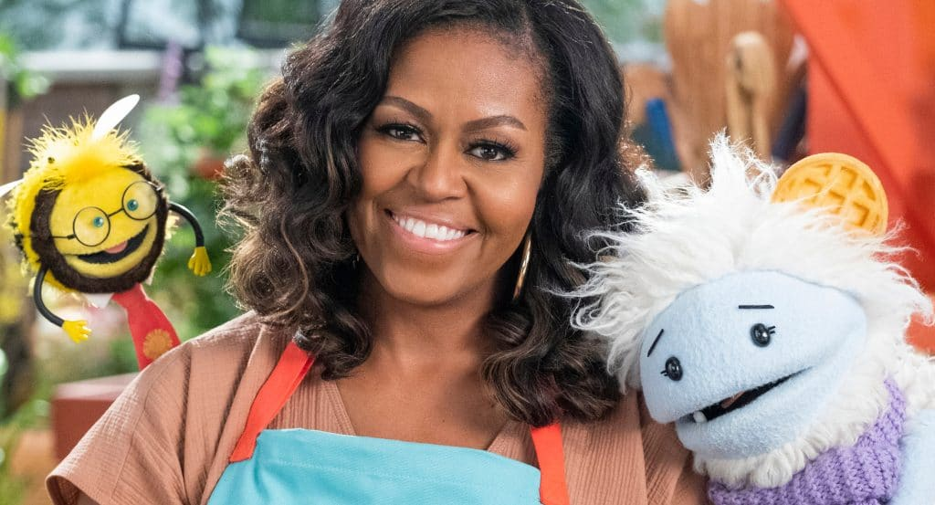 Michelle Obama's New Globe-Trotting Gastronomy Show Is Coming To Netflix This March