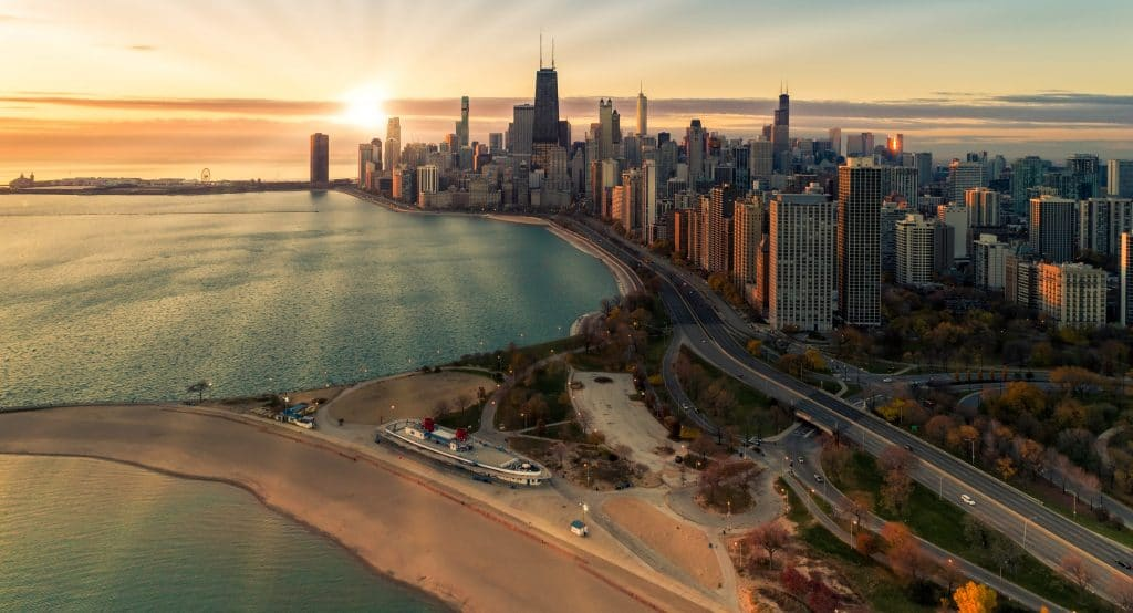 Chicago Lakefront, Playgrounds, And Swimming Pools Are Reopening As COVID-19 Restrictions Ease