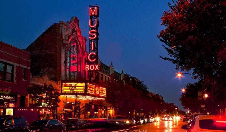 Chicago's Historic Music Box Theatre Is Reopening For Public Screenings This Friday