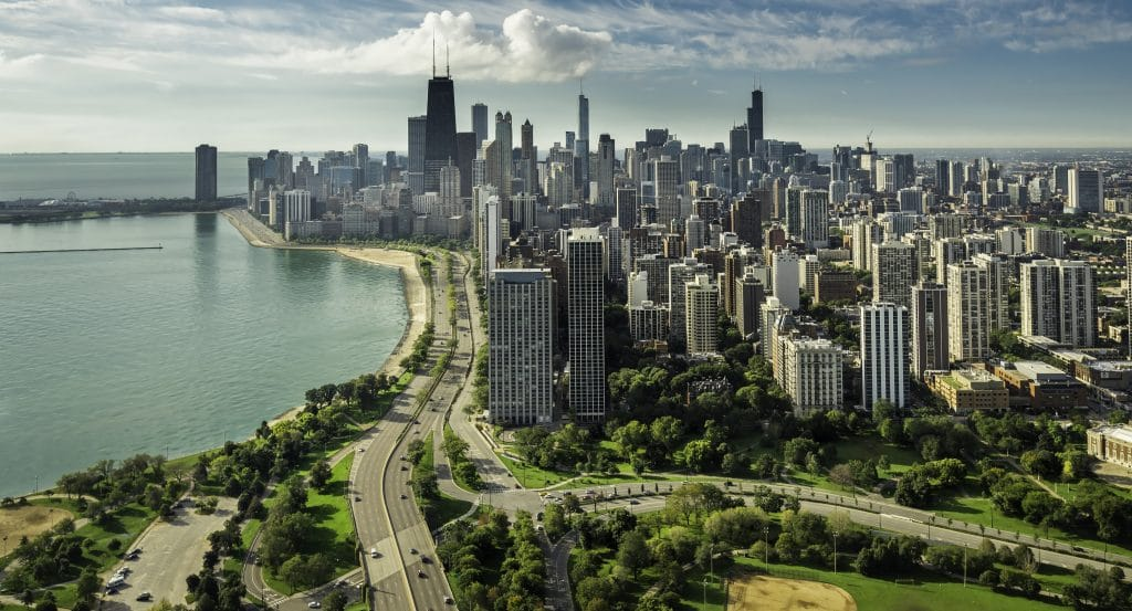 Chicago Has Been Named Inside The Top 10 Cities In The US For An Outdoorsy Lifestyle