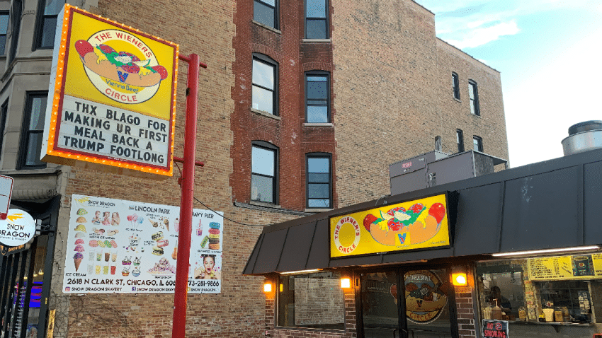 Chicago's Infamous Wieners Circle Will Reopen Next Month With Patio Seating & A Bar Serving Alcohol