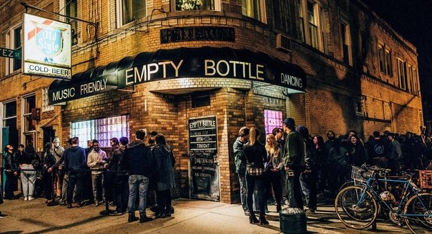 Chicago's Iconic Empty Bottle Has Reopened With A Promise That Its Legendary Gigs Are On The Horizon