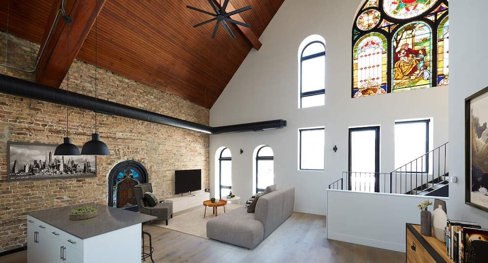 This Historic Logan Square Church Has Been Transformed Into Luxury Apartments And The Results Are Stunning