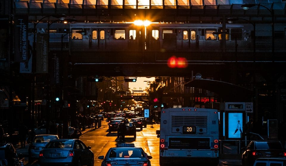 20 Breathtaking Photos Of Chicago's Spring Equinox 'Chicagohenge' Spectacle