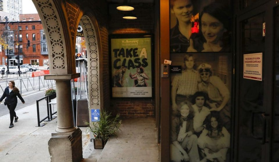 Chicago's Legendary Second City Theatre Will Reopen In May And Tickets Are Going On Sale This Week