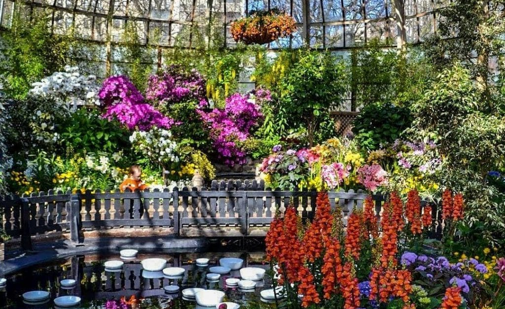 Lincoln Park Conservatory And Its Stunning Botanical Gardens Will Finally Reopen Tomorrow