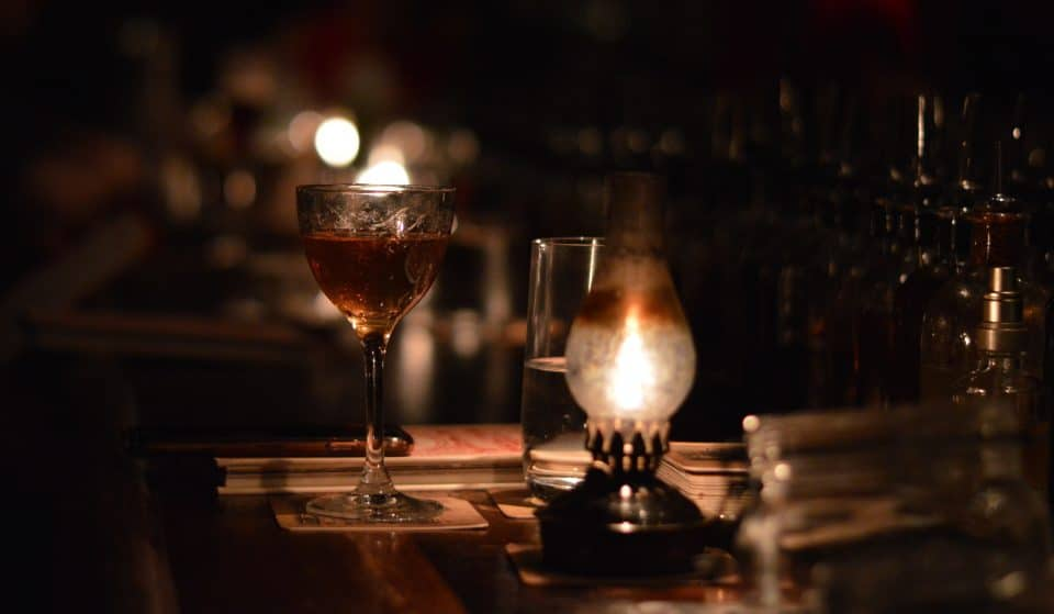 West Loop's Newest Speakeasy Promises A Vintage Night Of Music And Mystery