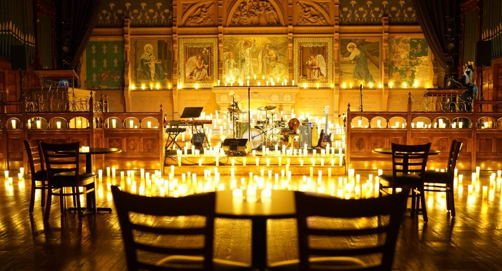 These Magical Concerts By Candlelight Have Returned To Chicago