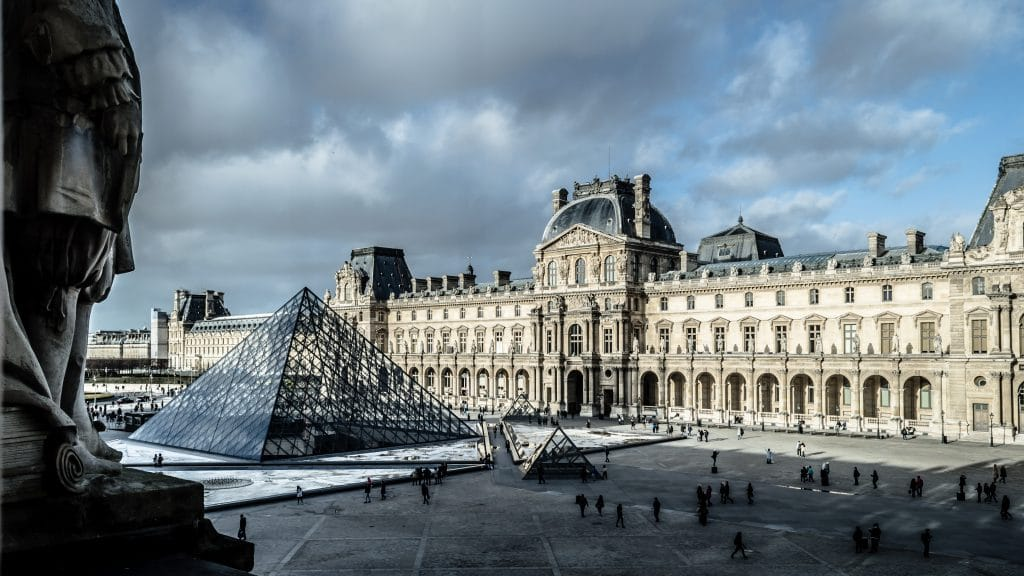 The Louvre Museum Has Put Almost 500K Pieces Of Art Online For Free