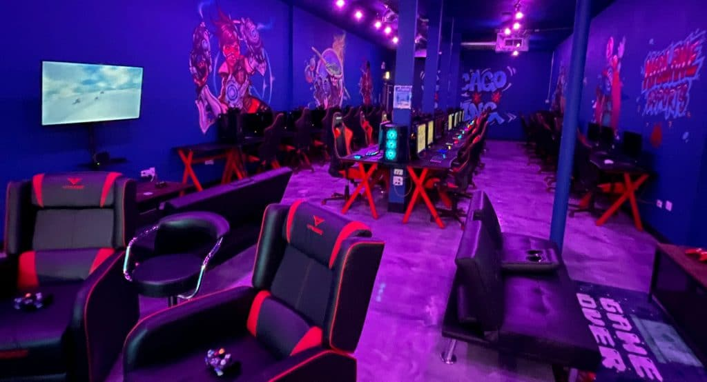 Chicago's Newest Games Lounge Offers An Unparalleled Gamer's Paradise In Logan Square