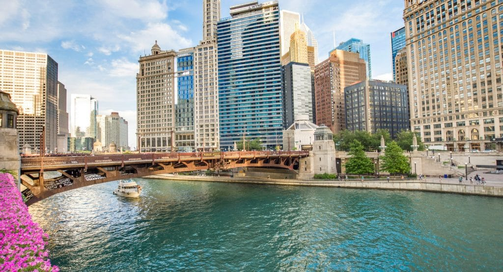80 Degree Temperatures Will Shine On Chicago Next Week