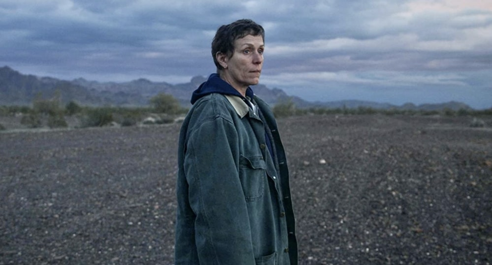 Where To Watch Best Picture 'Nomadland' And Other 2021 Oscar Winning Films