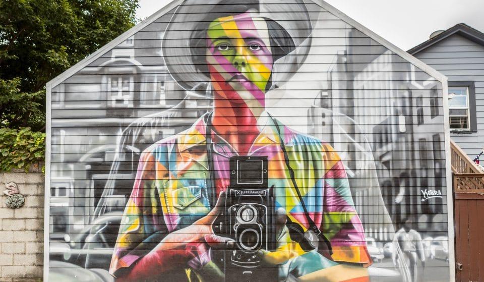 25 Must-See Street Art Murals That Prove Chicago's Art Scene Is Legendary
