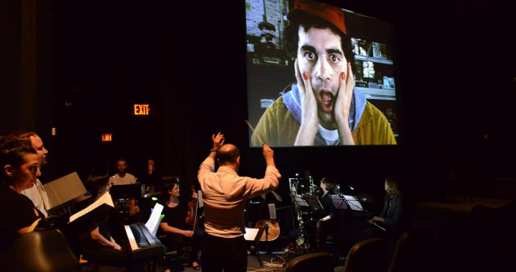 Chicago's Unique Sound Of Silent Film Festival Kicks Off This Weekend