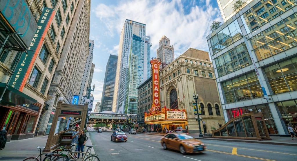Chicago's Iconic State Street Will Be Closed Off For Weekly Interactive Block Parties From July 11