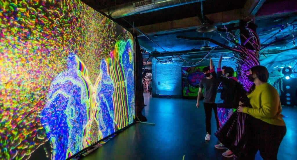 Chicago's Future-Forward Art Exhibit Is Approaching Its Final Week In The West Loop