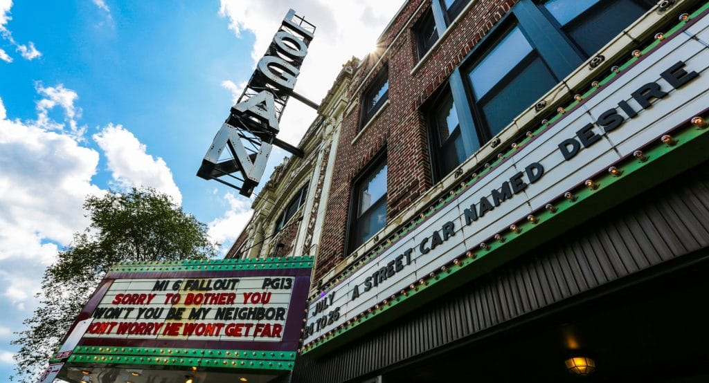 Chicago's Historic Logan Theatre Is Reopening This Friday