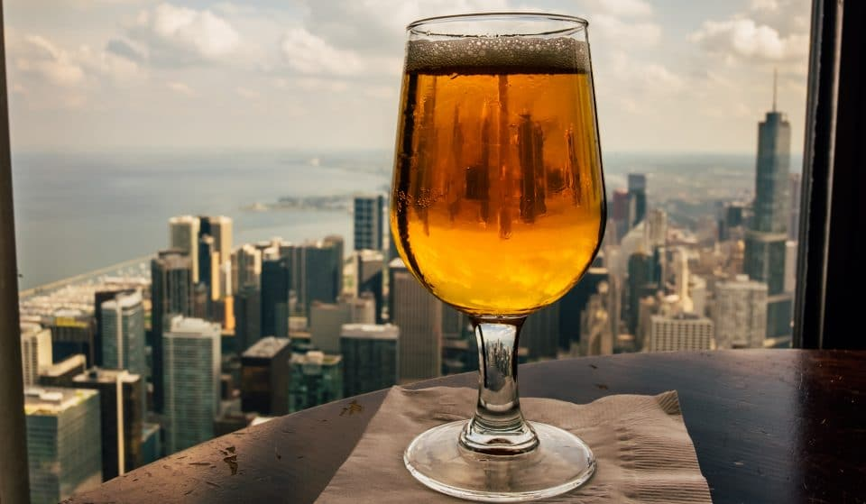 Chicago Is The #3 Beer City In The US, Study Shows