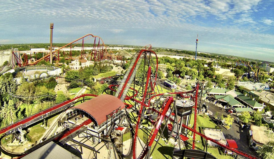 The City Of Chicago Will Give Out Free Six Flags Tickets To Vaccinated Residents In June