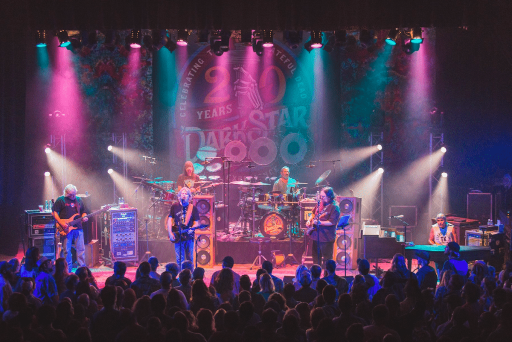 Experience The Legendary Music Of The Grateful Dead Played By A Critically-Acclaimed Band This June