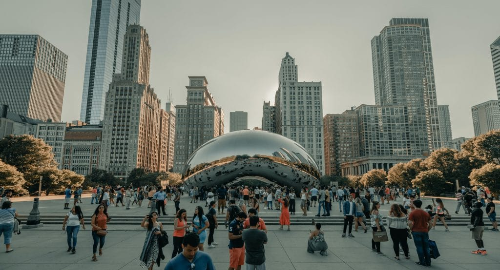 Chicago And The Rest Of Illinois Will Fully Reopen On Friday June 11
