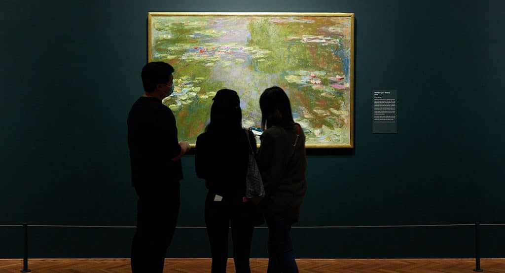 The Art Institute Of Chicago's Acclaimed Monet And Chicago Exhibition Is Closing June 14