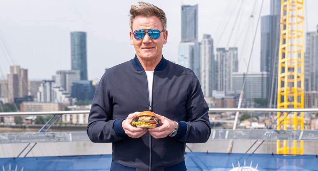 Multi-Michelin Starred British Chef Gordon Ramsay Is Opening A Burger Joint In River North
