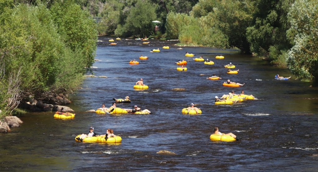 These River Tubing Excursions Take You From The Sizzling City Center To The Tippecanoe River