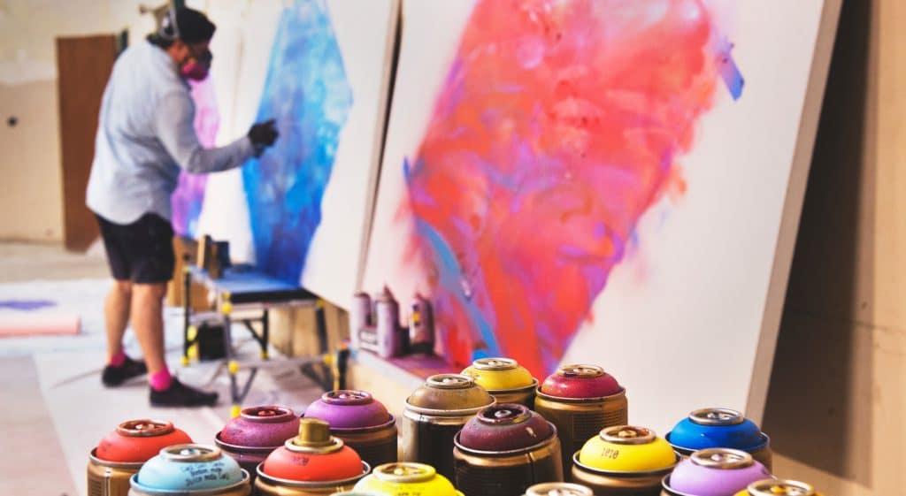 Unleash Your Inner Street Artist At These BYOB Interactive Urban Art Workshops