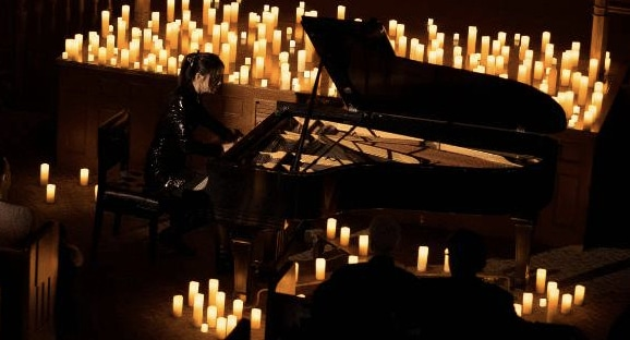 One Of The World's Most Exciting Young Pianists Is Performing A Candlelit Concert In Chicago