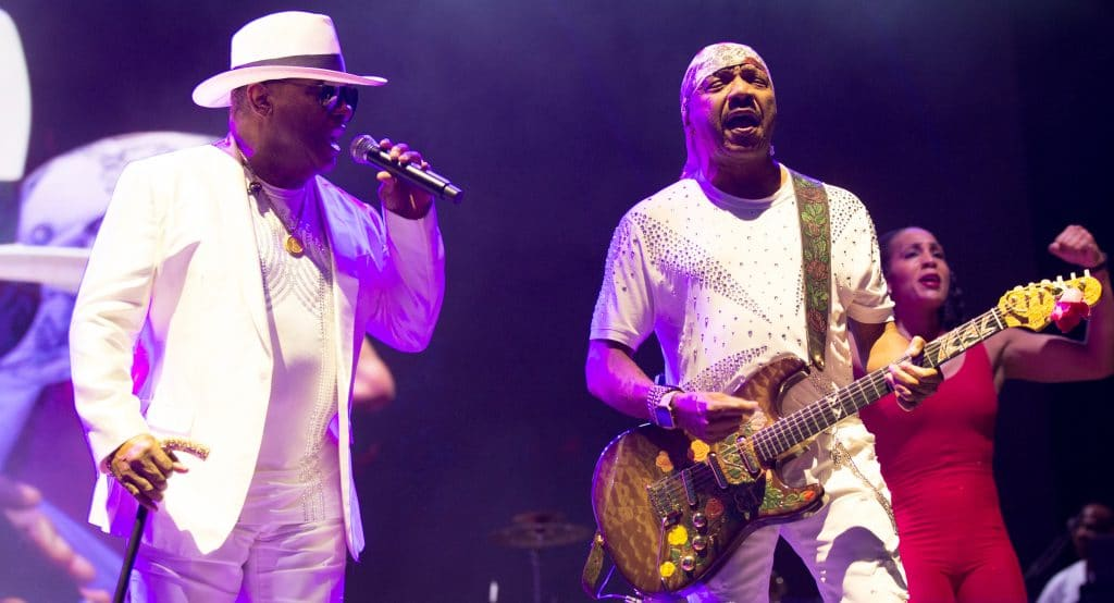 The Grammy Award-Winning Isley Brothers Will Play At Cross Pointe Park This Month