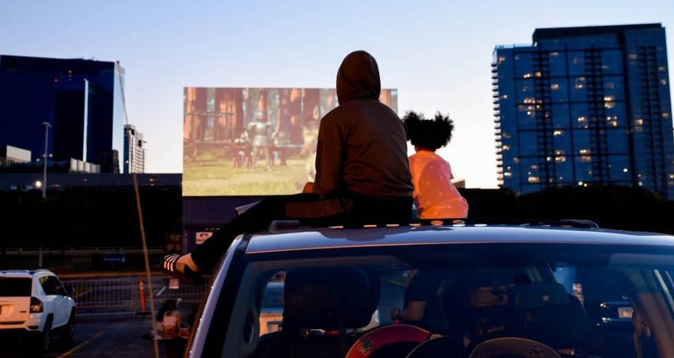 Celebrate Our Real-Life Superheroes At This Friday's Black Panther Drive-In Event